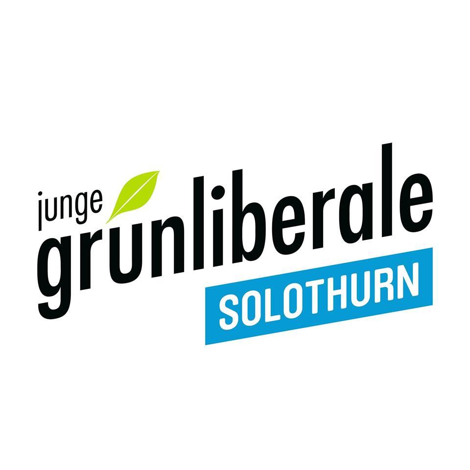 Die Webseite der Junge Grünliberale Solothurn